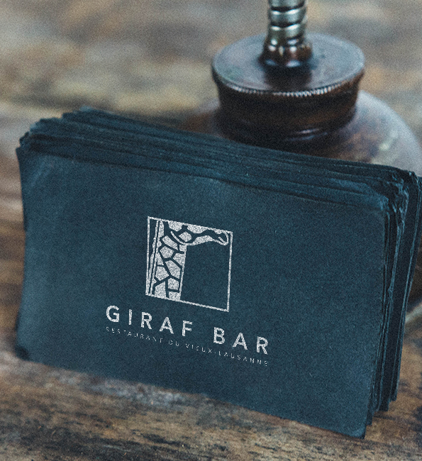 GIRAF BAR LOGO