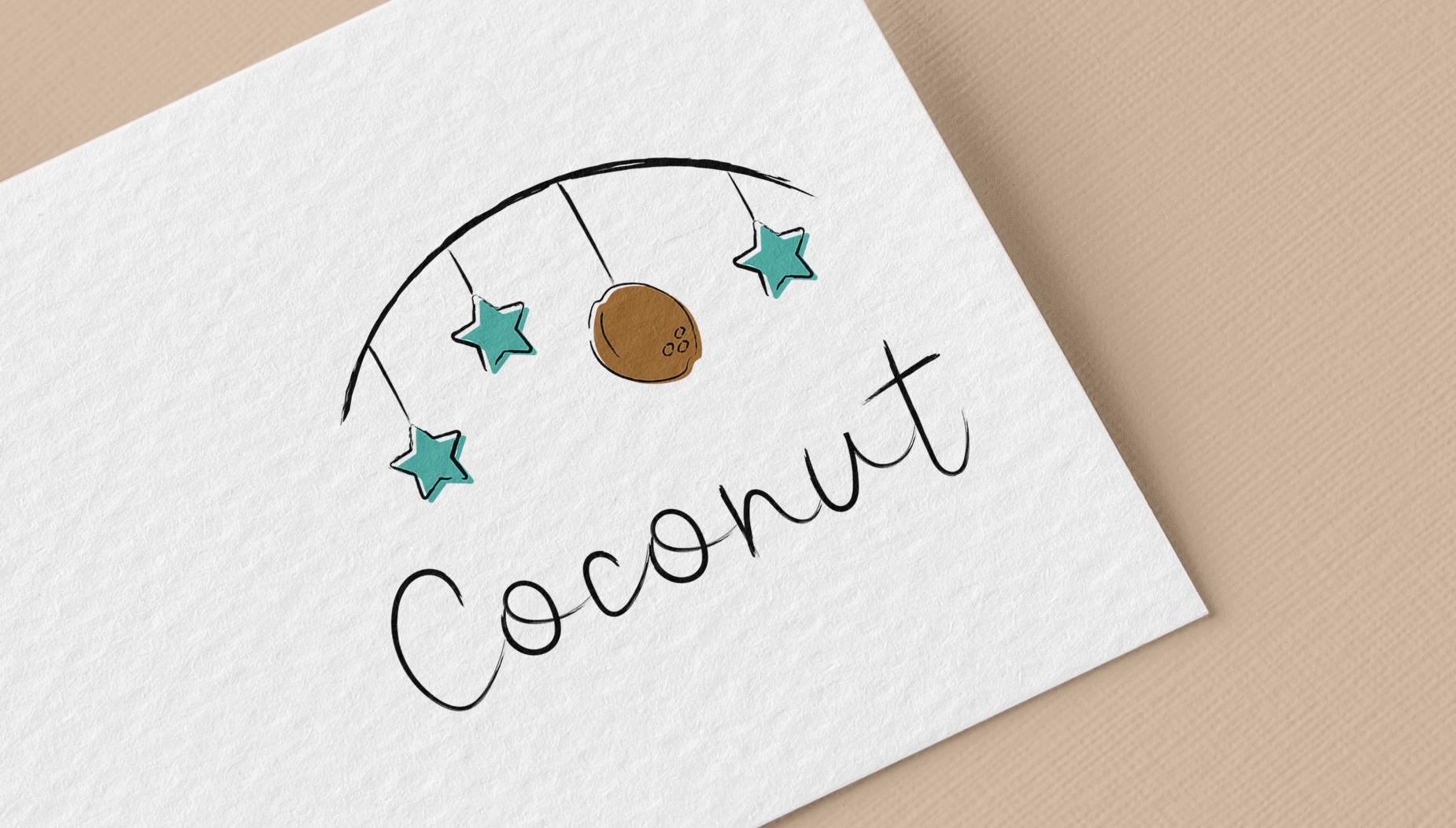 Coconut-LogoMockup
